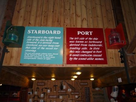 Why Ship Sides Are Named PORT And STARBOARD
